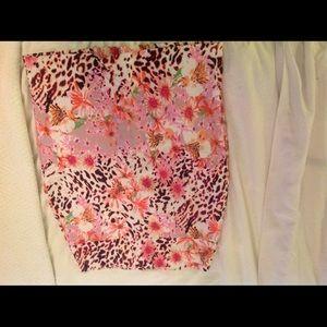 Colourful skirt